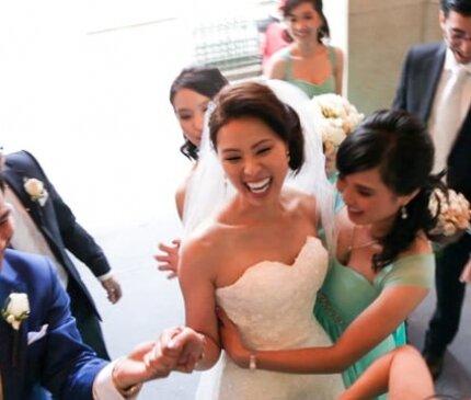 Vietnamese wedding video Melbourne Annie + Will